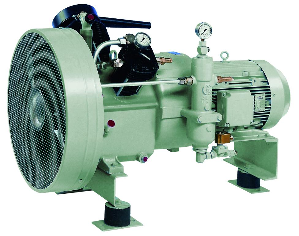 Item   Wp15l  2 Stage Air Cooled Compressor  Mistral
