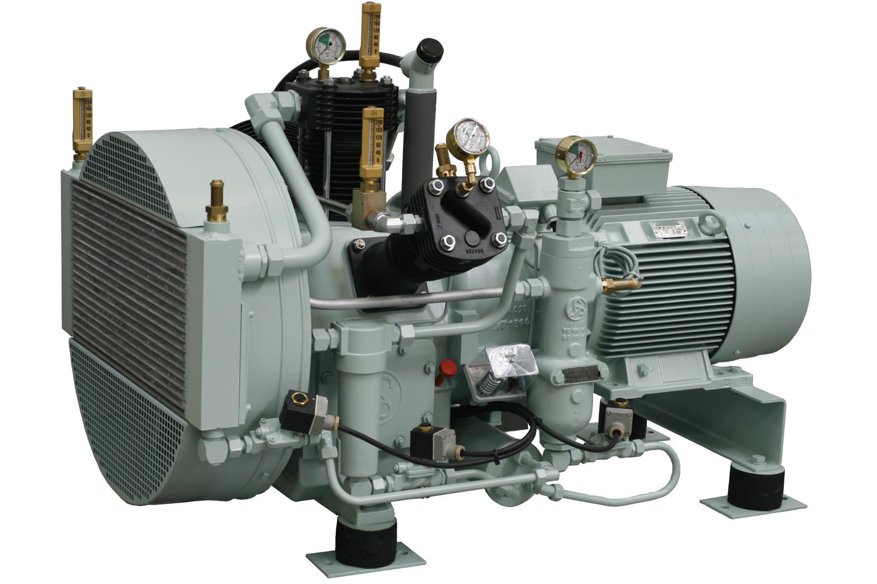 Item Wp66l 3 Stage Air Cooled Compressor Passat Series